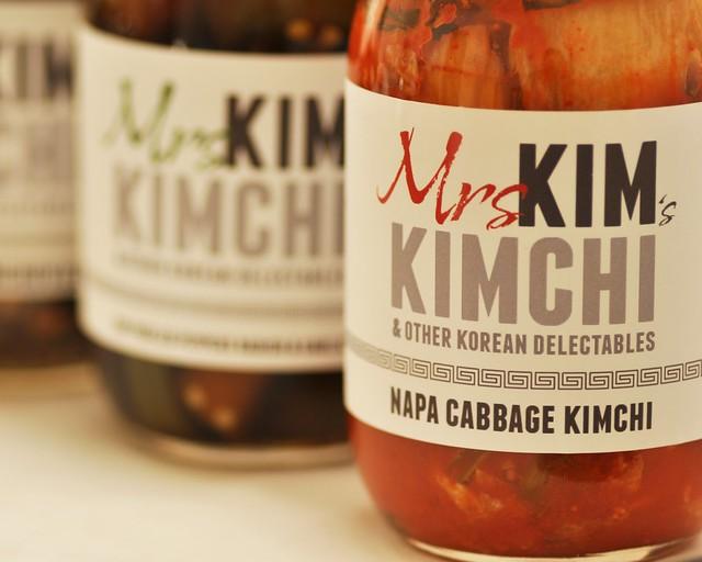 Mrs. Kim's Kimchi. Photo by Gina Kim.