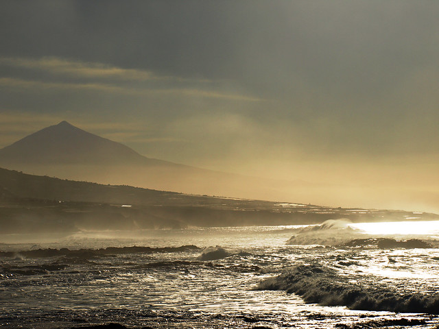 Mount Teide and North Tenerife Coast