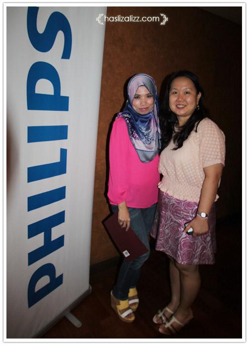 9718878522 2d5ea4d6fd o  Philips myBuddy bersama blogger