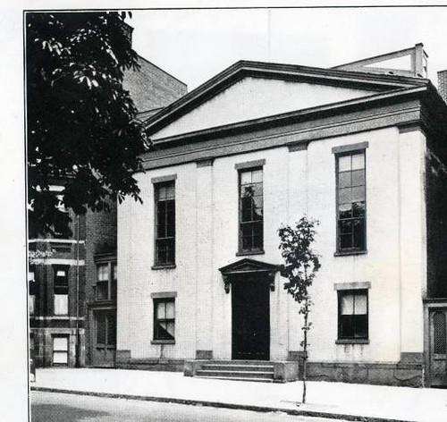 Albany Law School on State Street 1879-1926 albany ny