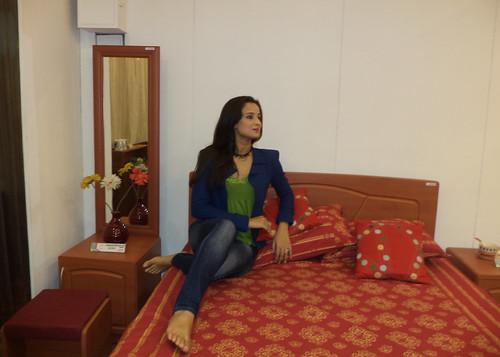 Madhabilata Mitra, Famous City Model by EventArchitect