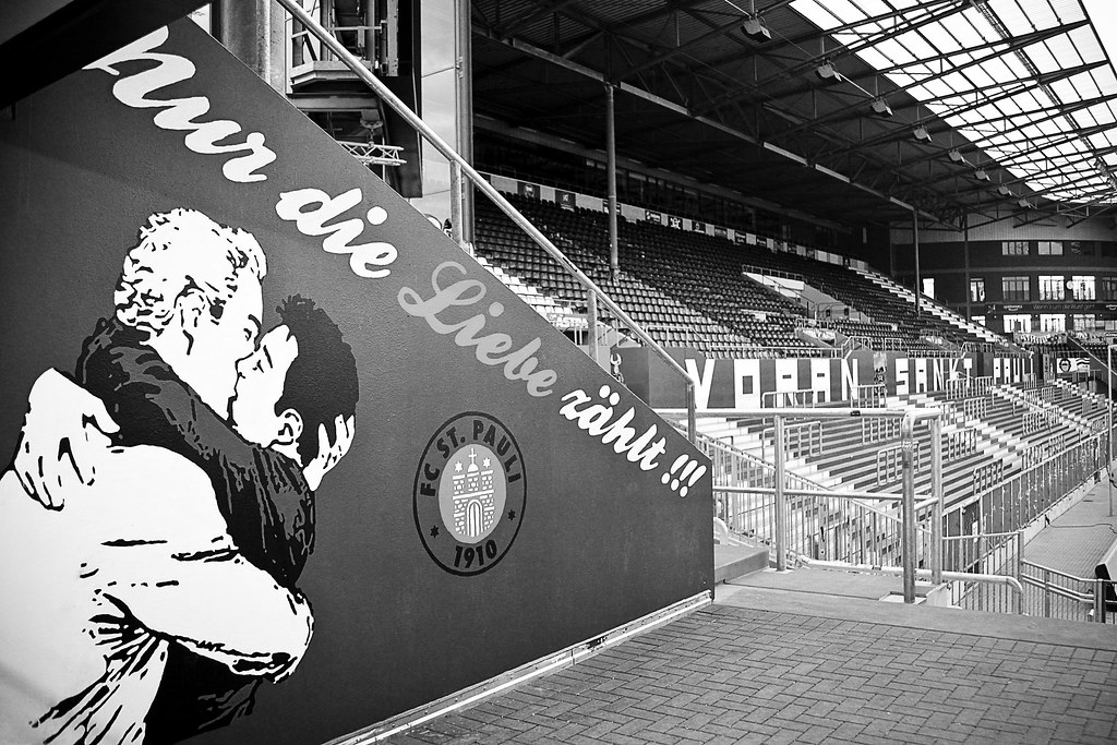 FC St. Pauli Millerntor Gallery