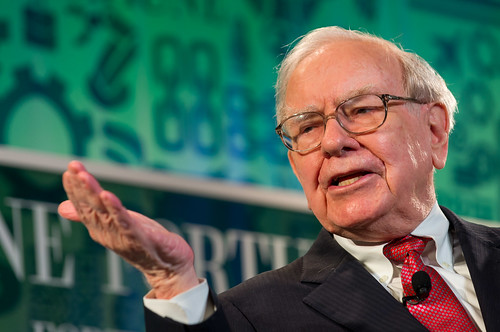 Warren Buffett : investir