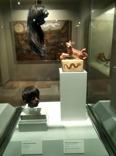 Animal con cola de serpiente y Cabezas reducidas del Perú, una joya del museo digna de admiración Nuestro viaje al Perú, comienza en Madrid - 10383782733 c453e7acc2 - Nuestro viaje al Perú, comienza en Madrid