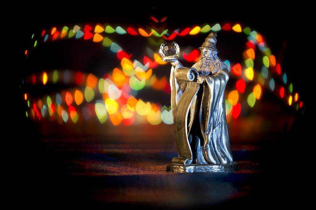 El mago / The wizard