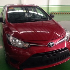 TOYOTA VIOS LATEST MODEL