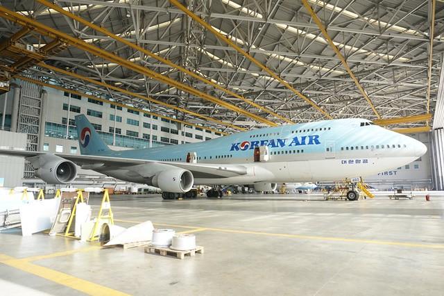Korean Air Building - Korea - Aviation Facility Tour - asian on air blogger-012