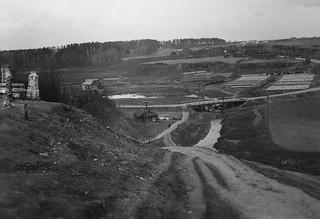 Landsby i Sovjetunionen (1935)