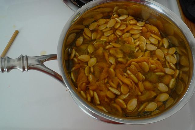 kabocha seeds