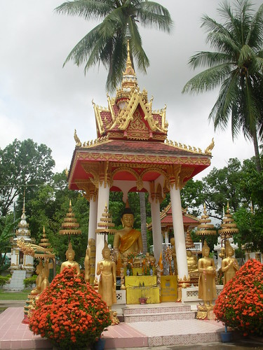 Vientiane 2007-Wat Ho Phra Keo (10)
