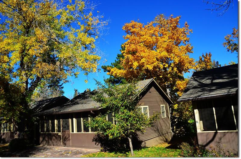 Chautauqua Park in Fall 7
