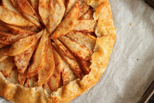 10659816735 e76f03eb88 z Pear and Ginger Crostata
