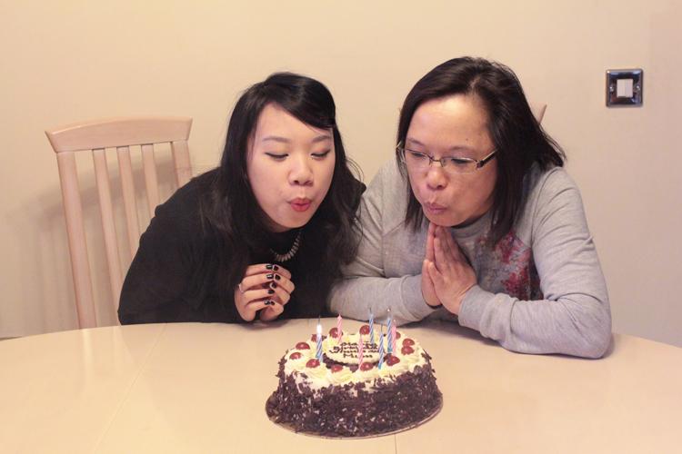 birthday girls candles