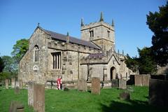 Ault Hacknall, Derbyshire - St John the Baptist's Church