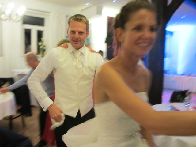 James and Meike's Wedding - Reception