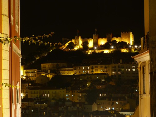 Vistas desde la Calçada del Duque (Lisboa)