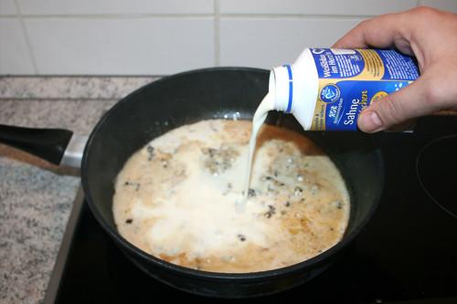 39 - Sahne hinzufügen / Add cream