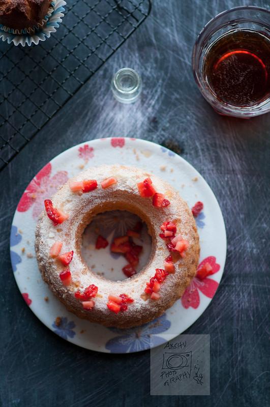Day 305.365 – Yoghurt Pot Cake