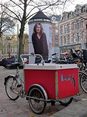 Workcycles Christiania Postal Trike