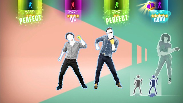 Just Dance 2014 - Screenshot