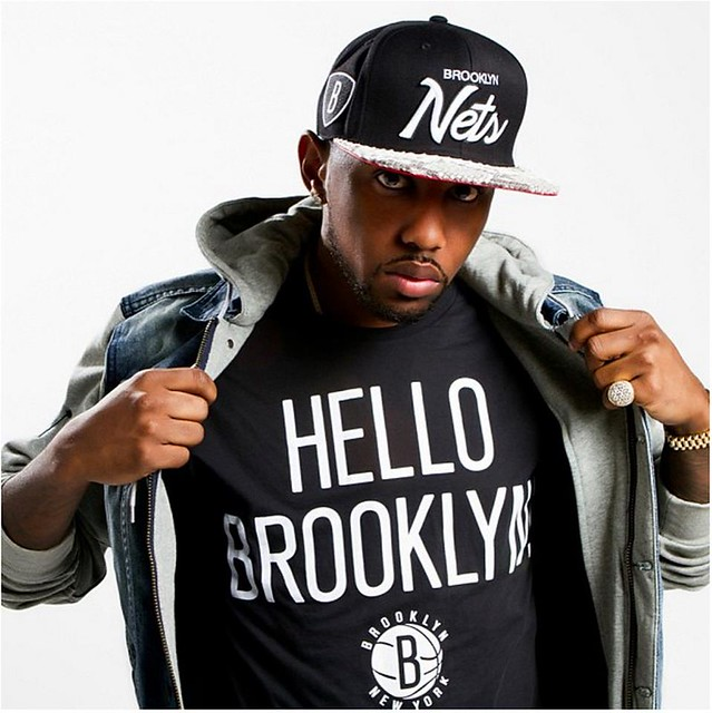 Fabolous Clothing Style Hello Brooklyn T-Shirt