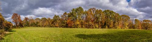 park autumn panorama stitch connecticut middletown johnjmurphyiii originalnef