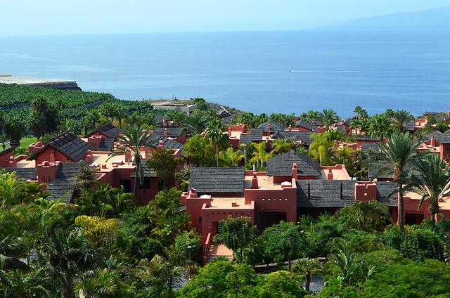 Abama Hotel, Villas, Playa San Juan, Tenerife