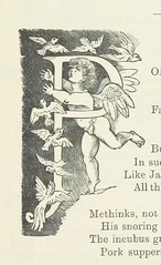 """British Library digitised image from page 55 of """"The Cloven Hoof. An epic for epicures, etc"""""""