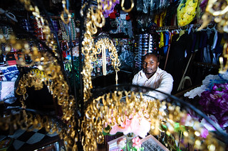 The Shopman of Congo