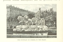 """British Library digitised image from page 36 of """"Through Spain: a narrative of travel and adventure. ... Illustrated"""""""