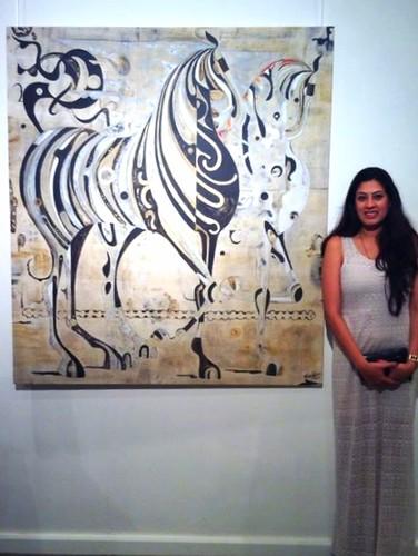 Women in Art IX.