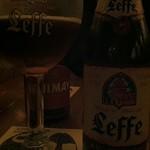 ベルギービール大好き!!レフ・ブロンドLeffe Blonde