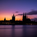 Cologne silhouette (#12 on Explore) by Vivien J-Dora