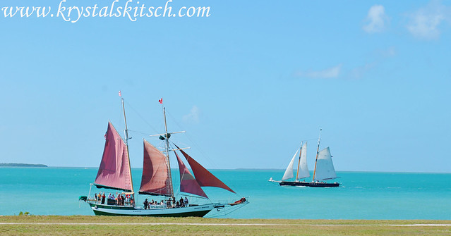 Pirate Ships in Key West