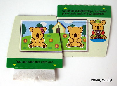 Koala's March - Collectible Cards!