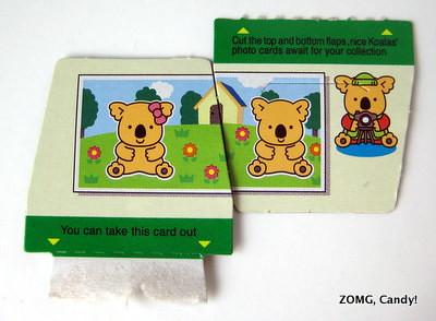 Koala's March - Collectible Cards!