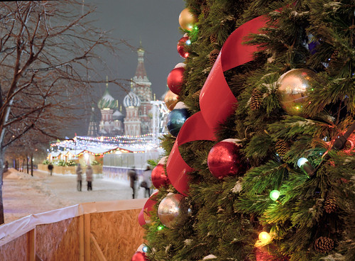 Prime christmas fir of Russia :)