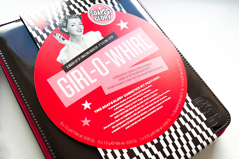 Soap & Glory: Girl-o-Whirl | www.latenightnonsense.com