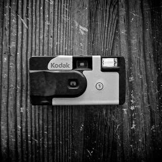 Kodak Flash Single Use Camera