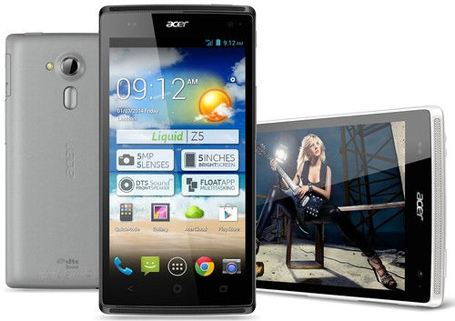 Смартфон Acer Liquid Z5