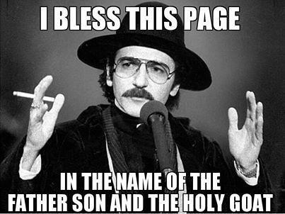 goat prayer