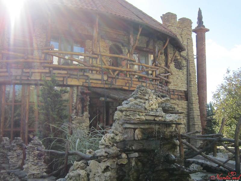 Popasul Dacilor - приветливое, теплое и необычное место!