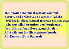 Allah vs Iblis