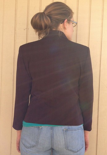 Blinged-Up Blazer