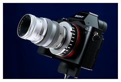 Minolta E Rokkor 75/4.5 enlarger lens