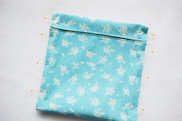Super Simple Stitching Pouch