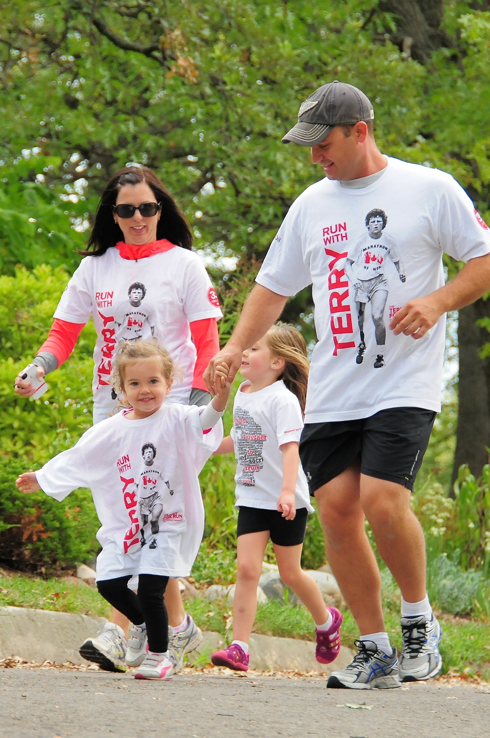 Terry Fox Run In Sarnia