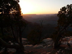 South Rim sunset #3