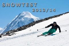Testy lyží 2013/14 na SNOW.cz
