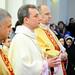The consecration of a bishop | 13. Bishop Jury Kasabucki & Fr. Michał Sapiel & Fr. Edmund Daŭhilovič